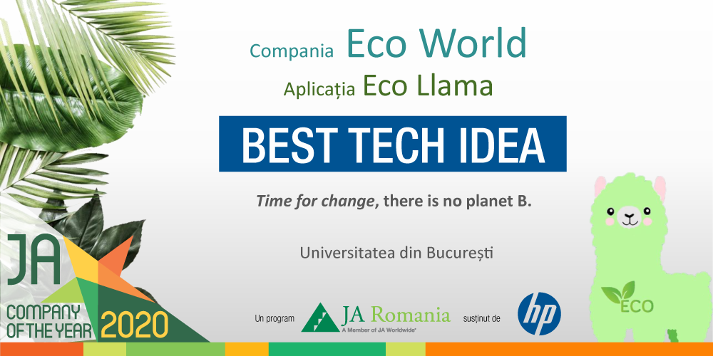 Eco World - Best Tech Idea